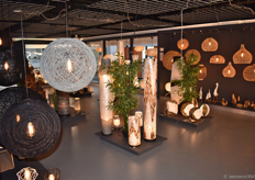 Een blik in de showroom van European Lighting Circle (ELC).